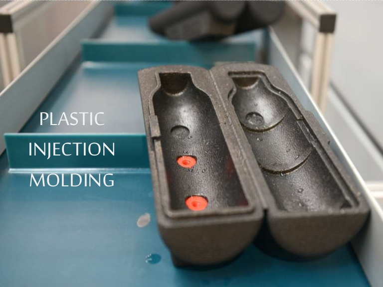 Injection Molding – Now a reality for both big and small