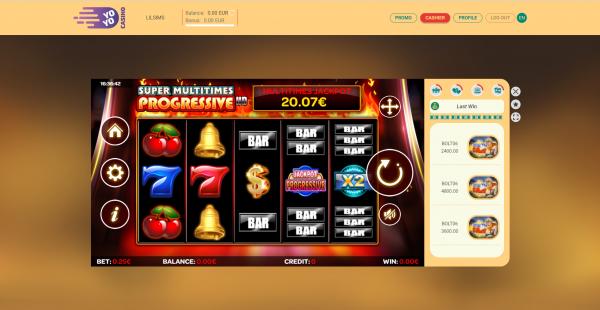 Yoyos Wild Slot Machine