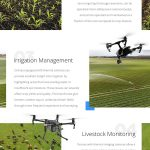 Drones are making a farming more efficient – an infographic explains