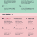 Best plugins for WordPress to Help Design Your Site [Infographic]