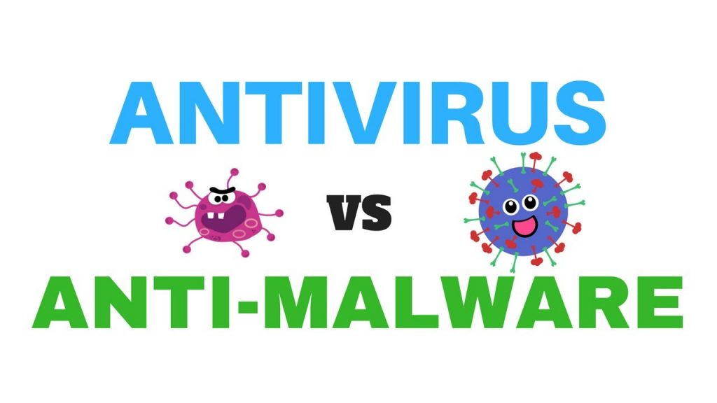 Anti-Malware vs. Anti-Virus – What Should You Use for ...