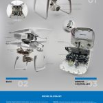 See the inside of a Phantom 4 drone [Infographic]