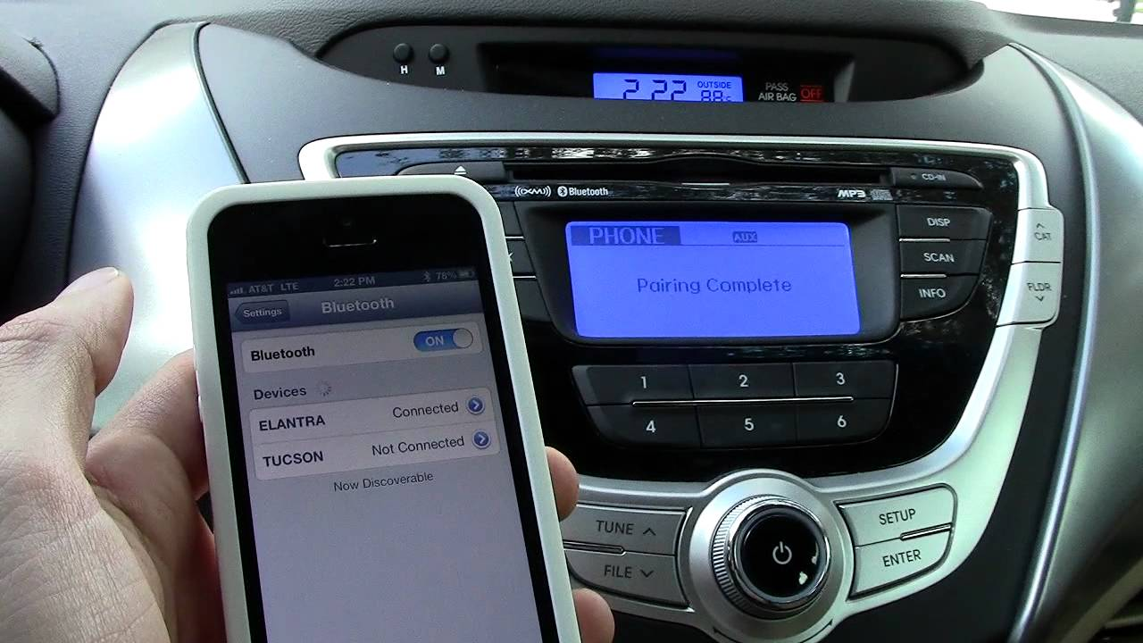 Connect Iphone  To Car Stereo