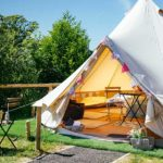 Camping Hospitality – The Growing Glamping Trend ?