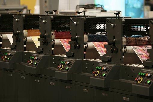 Printing Printing Industry Printing Techno