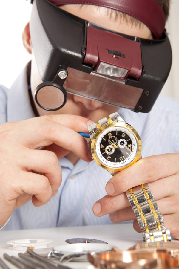 Image result for 5. Watch stops working after its worn