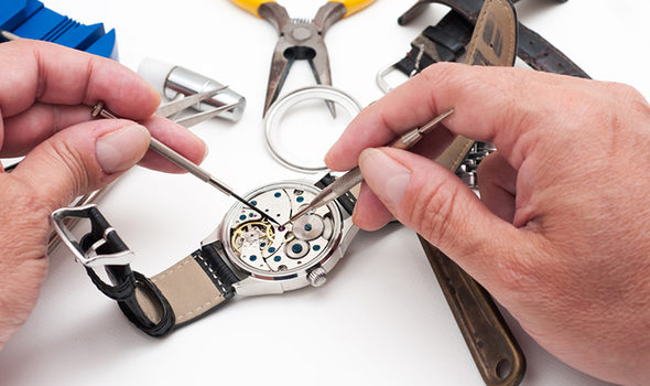 Image result for watch mechanic