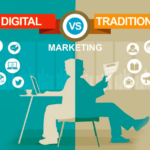 The eternal relationship between traditional marketing and digital marketing?
