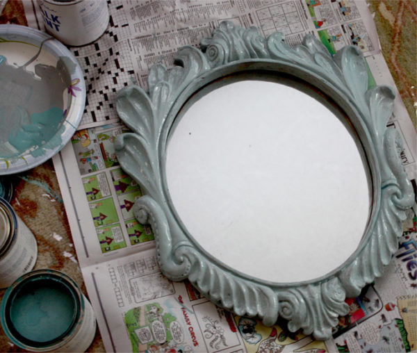 C:\Users\222\Desktop\The Decorated House Frame Mirror 22a.jpg