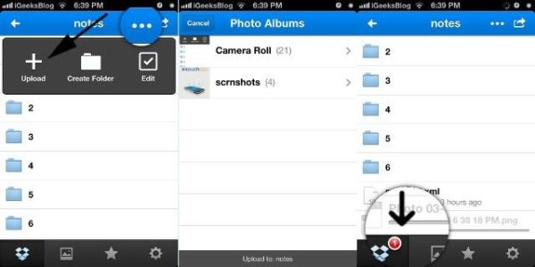 How-to-Upload-Photos-to-Dropbox