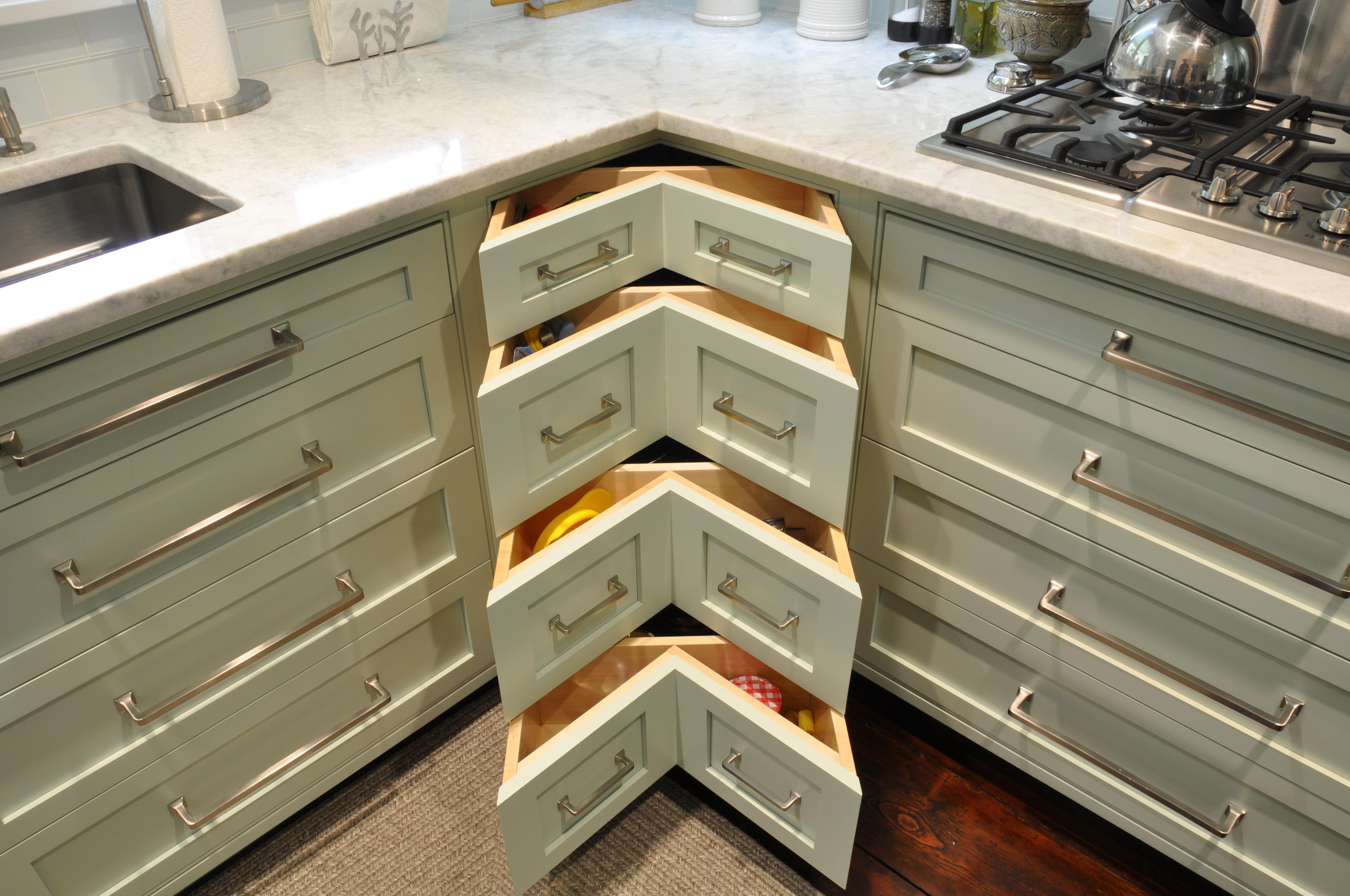 Common Kitchen Cabinet Sizes
