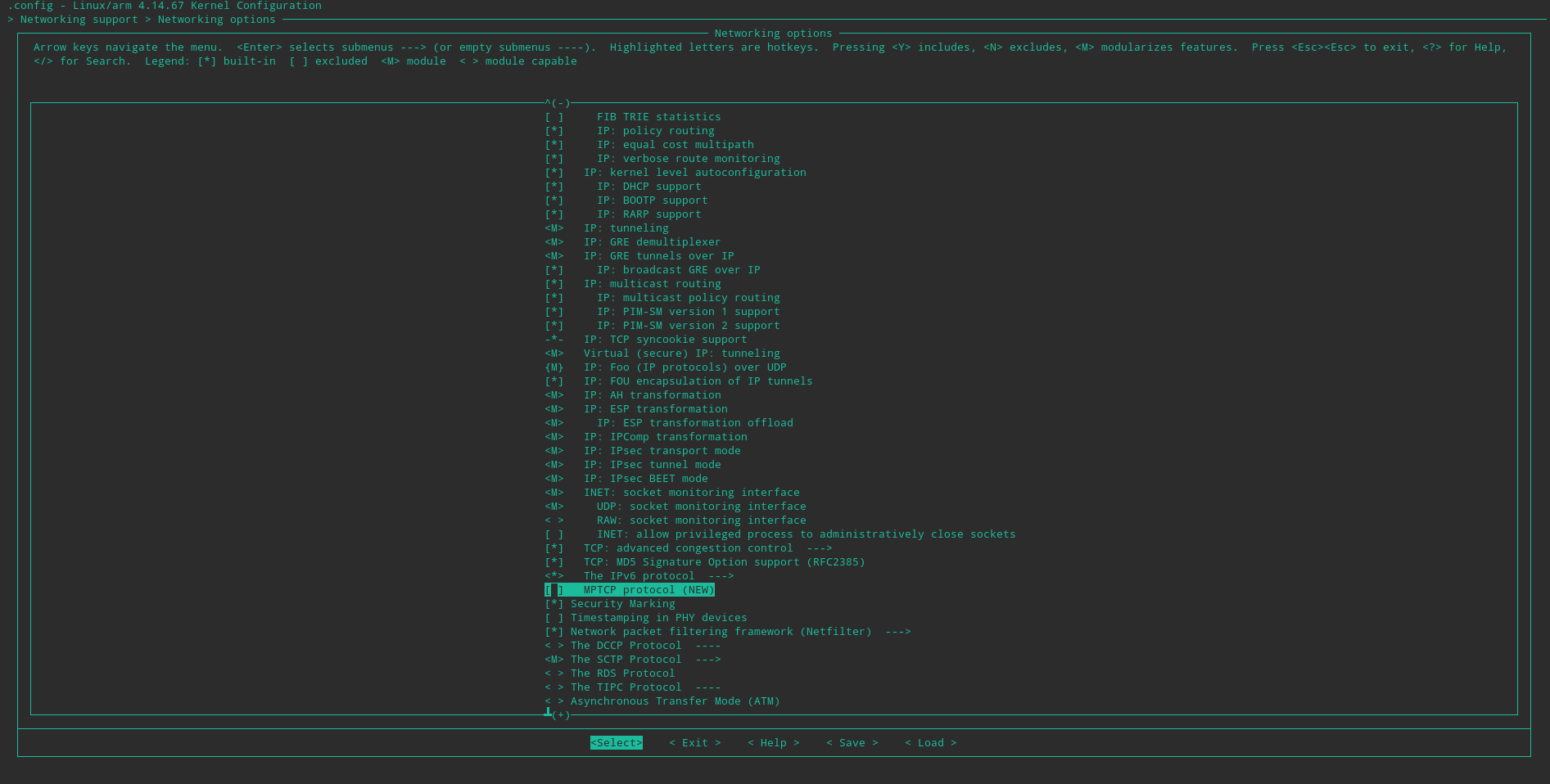 How to Compile MPTCP Linux Kernel on Raspberry Pi 2 and Raspberry Pi