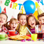 Few Genius Kids Birthday Party Decorating Hacks