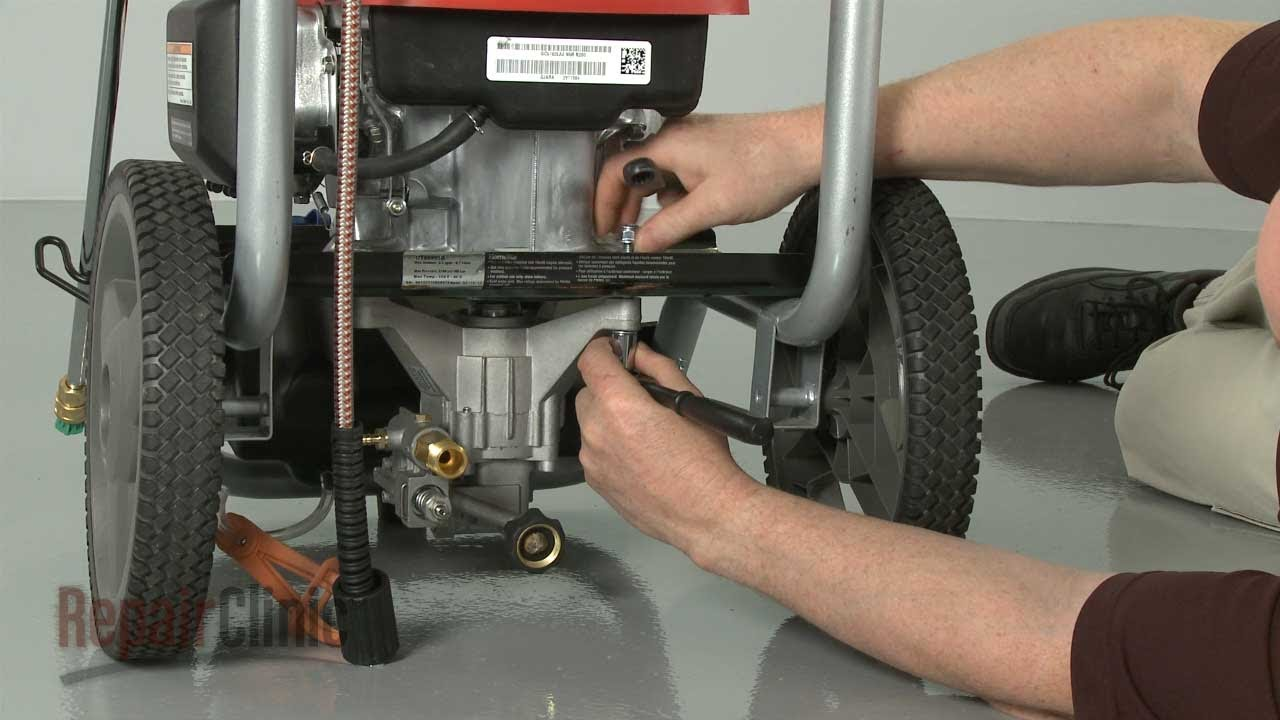 Solve 5 Common Pressure Washer Problem Like A Mechanic [Diagnose In 5  Minutes]
