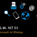 Announcing ML.NET 0.5 – What's New Microsoft is Offering