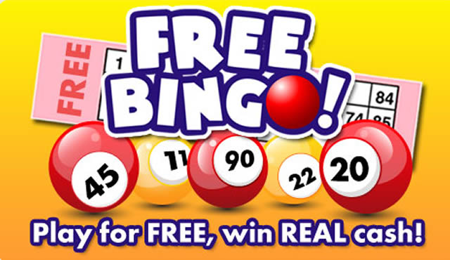Free Bingo For Real Money