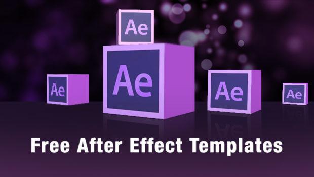 Top 3 Beginner Level After Effect Templates from BlueFX