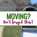 How To Change Your Address When You're Moving