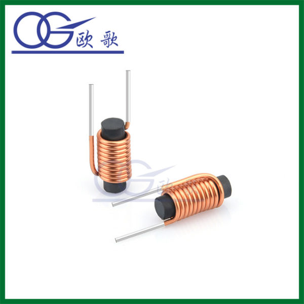 DR515磁棒电感绿框-欧歌