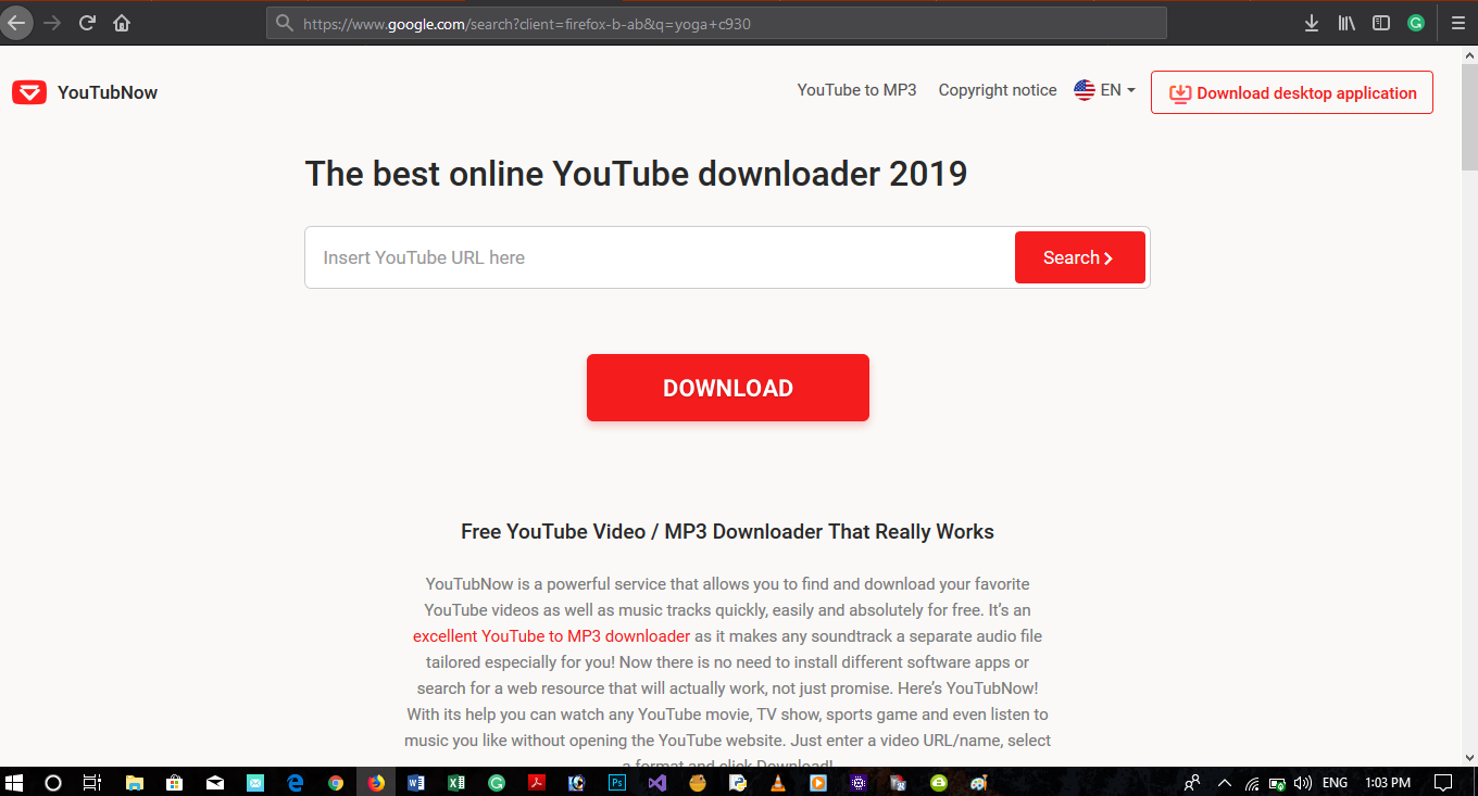 download deleted youtube videos with url