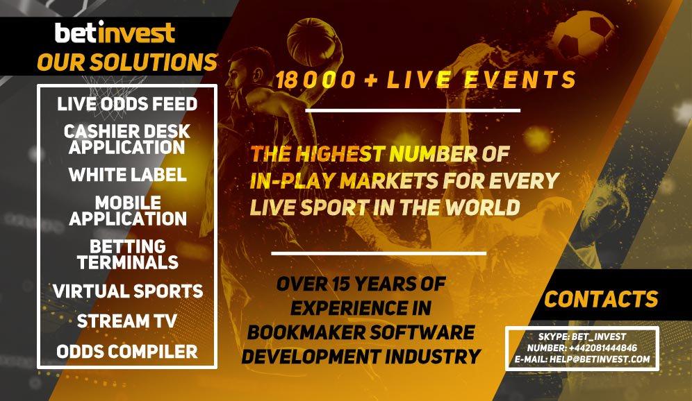 Top 5 online betting software providers | Techno FAQ
