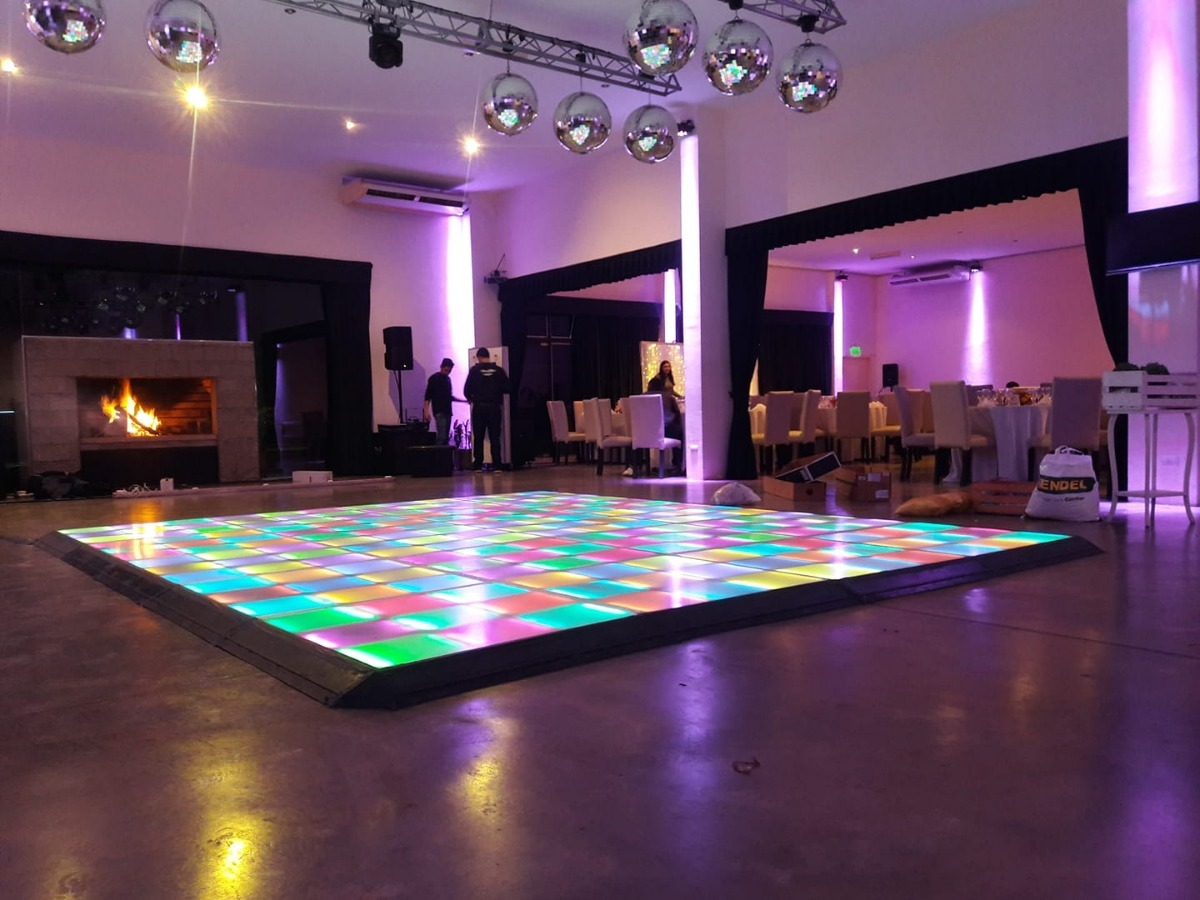 Why Led Digital Dance Floor Becomes So