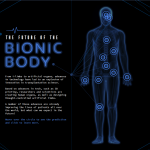 The Future of the Bionic Body [Infographic]