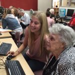 How to Teach Seniors About New Technologies