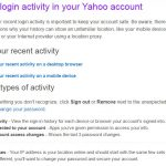 Avoid These 5 Mistakes To Keep Your Yahoo Account Safe