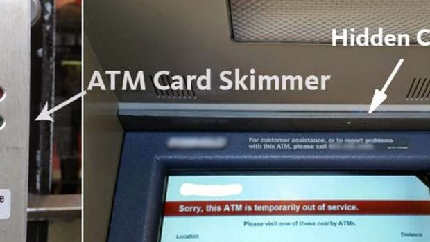 Ways To Check for ATM Skimmers   Techno FAQ