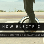 How Electric Unicycles, Scooters & E-Bikes are Taking Over