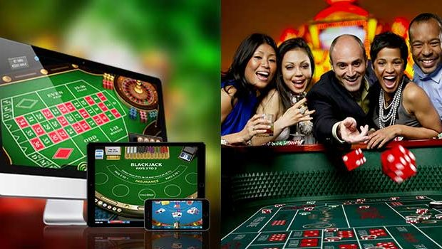 The Benefits of Playing at Online Casinos | Techno FAQ