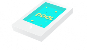 Phone, Pool, The Swimming Pool, Water