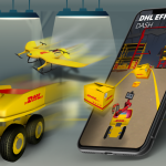 Win Amazing Prizes by Playing DHL's Newest Mobile App Game, DHL EffiBOT Dash