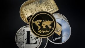 Cryptocurrency, Coin, Blockchain, Money, Ripple