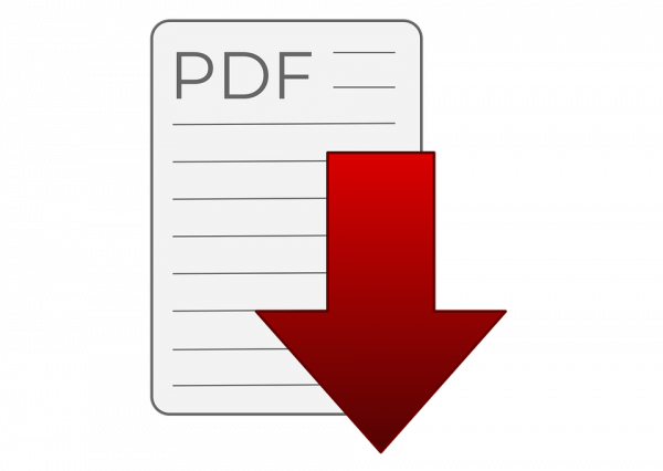 Download Pdf, Pdf, Symbol, Download, Icon, Red, Button