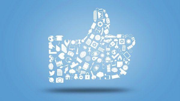 Like, Like Button, Facebook, Thumb, Badge, Media