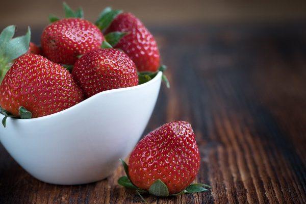 Strawberries, Fresh, Ripe, Sweet, Healthy, Fruit
