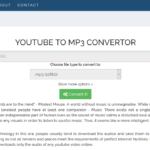 Reasons to use YouTube to MP3 Converter