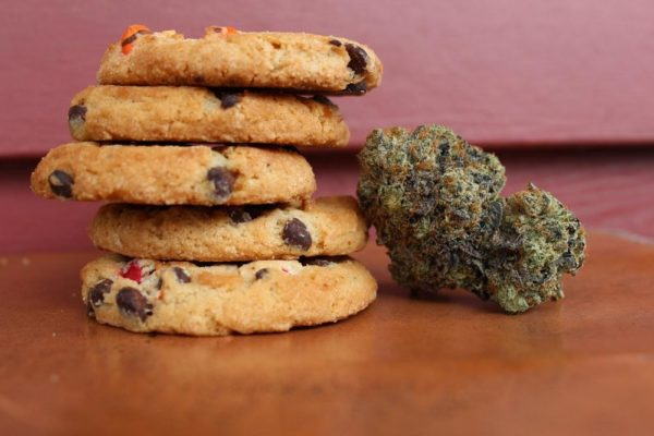 Image result for cannabis cookies unsplash