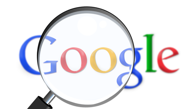 Google, Search Engine, Magnifying Glass, Browser