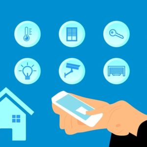 Home, Smart, Automation, House, System, Technology