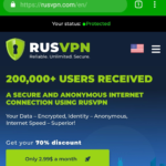 RusVPN Review: A VPN Newcomer With Solid Offering