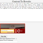 Essay Rewriter Tool – Writing Custom Research Papers