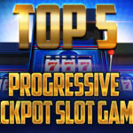Progressive Jackpot Slots: The Top 5 Revealed [Infographic]
