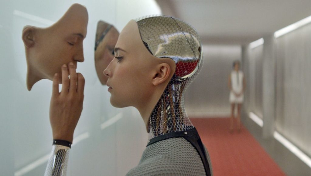Check out this new Ex Machina trailer to go along with the ...