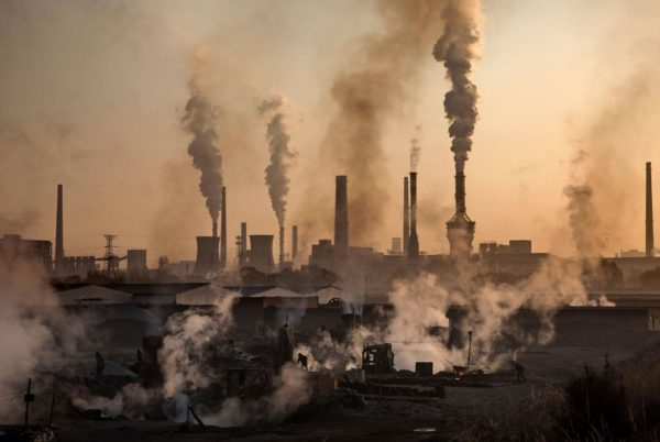 Pollution in the Industrial Revolution