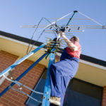 antenna installation in Melbourne