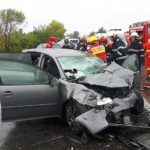 What are the causes of multi-car accidents?