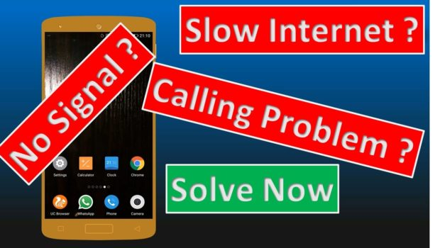 How to solve network Internet problems in mobile - Top 5 Mobile Tricks - YouTube